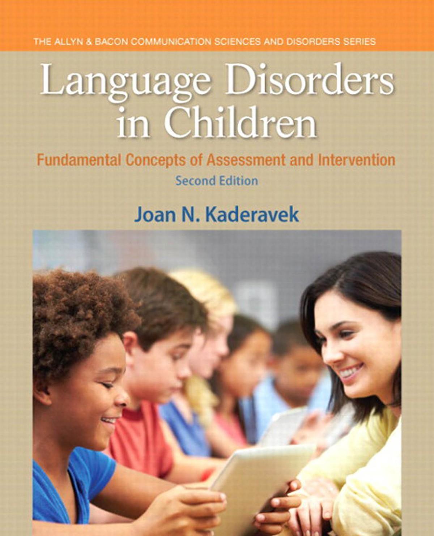 Communicative Disorders