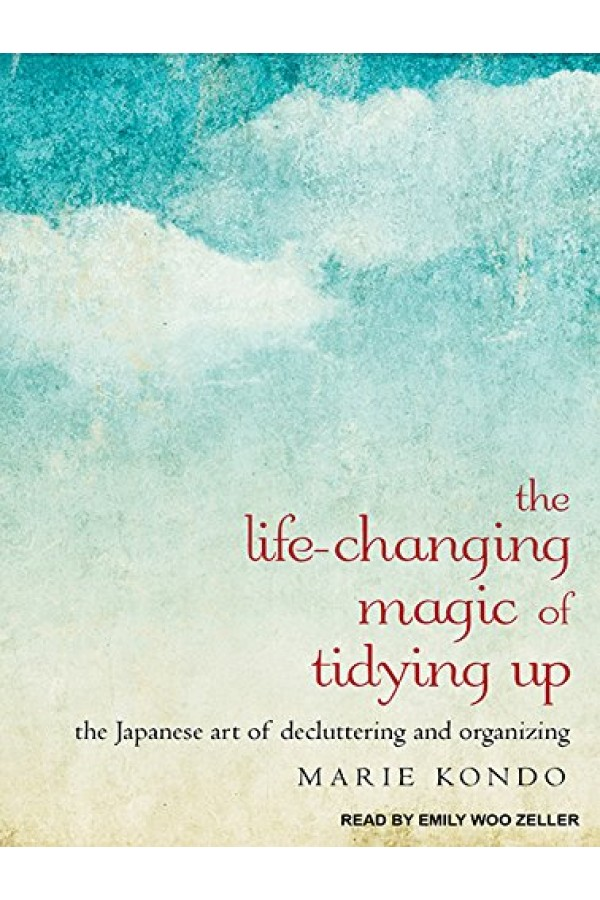 The Life Changing Magic of Tidying Up (Audio Download)
