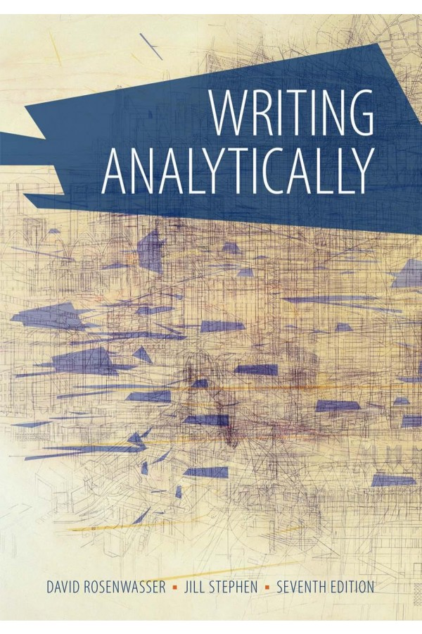 writing analytically david rosenwasser pdf writer