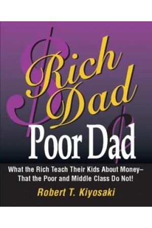 Rich Dad Poor Dad by Robert Kiyosaki Audio Download