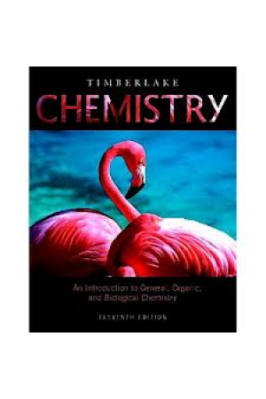 Chemistry: An Introduction to General, Organic, and Biological Chemistry eBook