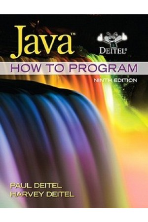 Java How to Program (early objects) (9th Edition) (eBook)
