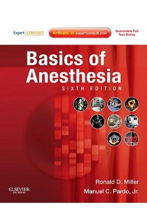 Basics of Anesthesia 6th edition (PDF)