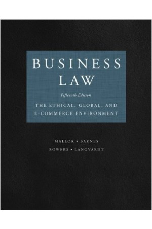 Business Law 15th edition (PDF)