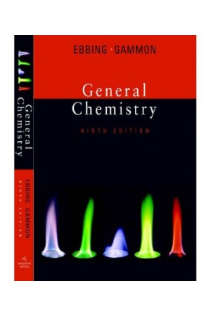 General Chemistry 9th edition (eBook)