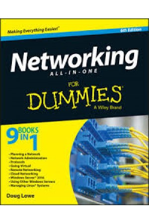 Networking All-in-One For Dummies 6th Edition (PDF).