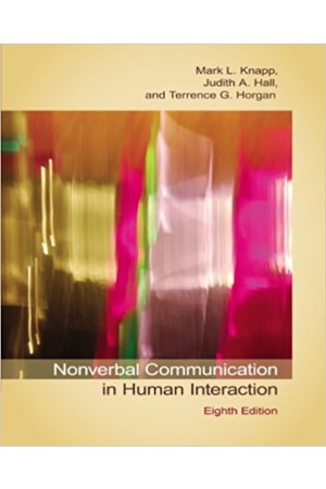 Nonverbal Communication in Human Interaction 8th Edition (PDF)