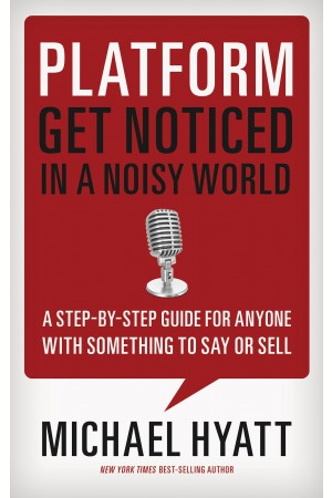 Platform Get Noticed in a Noisy World PDF *(Audio Download Included..!)