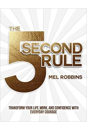 The 5 Second Rule (Unabridged).