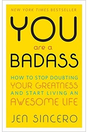 You Are a Badass (Unabridged).