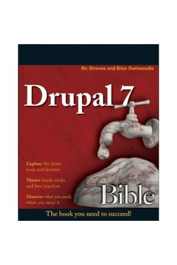 Drupal 7 Bible (eBook)