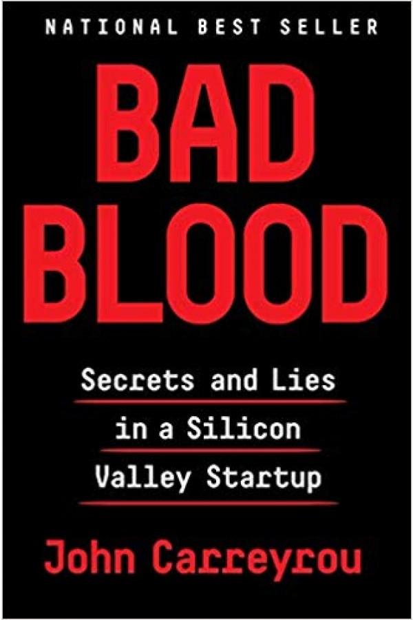 Bad Blood Audiobook + Digital Book Included!