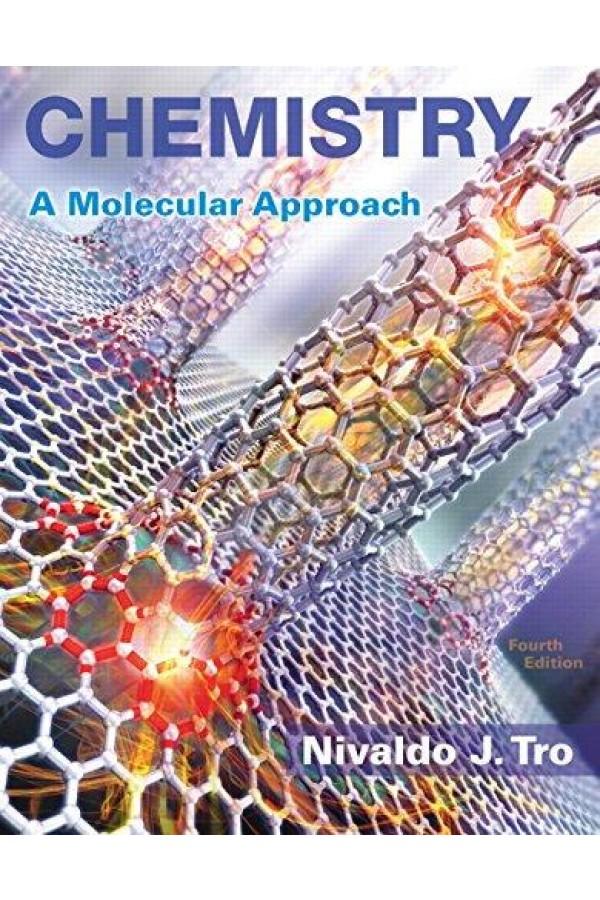 Chemistry: A Molecular Approach 4th Pdf Edition