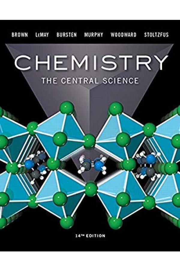 Chemistry: The Central Science 14th Pdf Edition