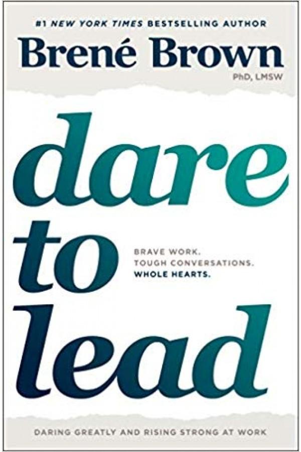 Dare to Lead (MP3)  + (eBook)