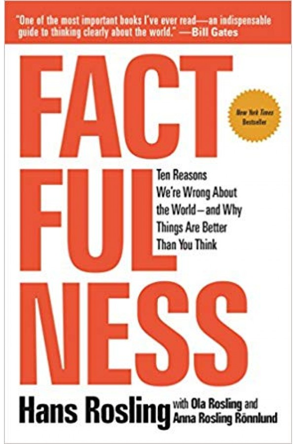 Factfulness Audiobook + Digital Book Included!