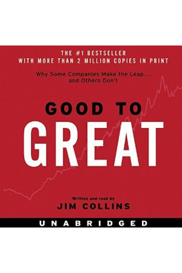 Good to Great (Unabridged)