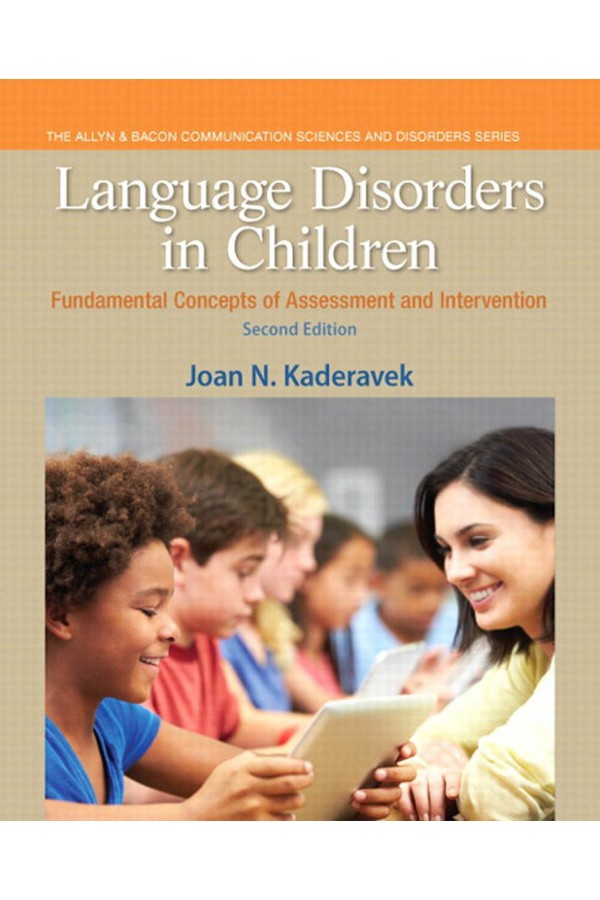Language Disorders in Children 2nd edition (PDF).