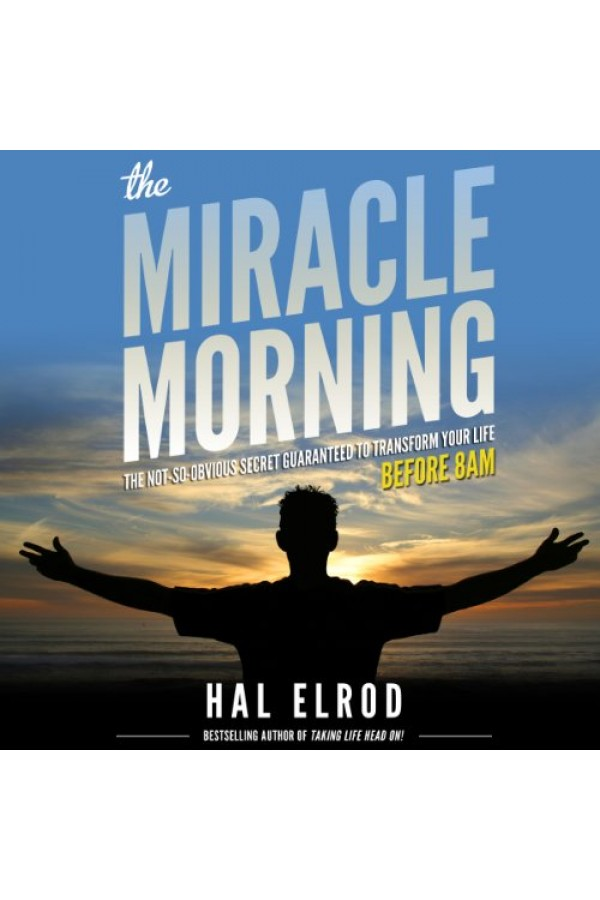 The Morning Miracle Audiobook + Digital Book Included!