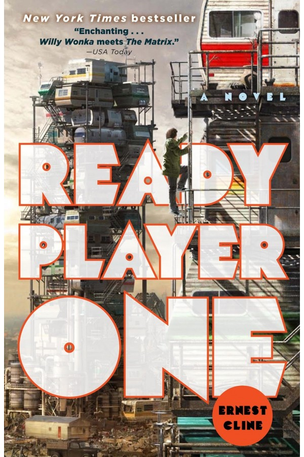 Ready Player One Audiobook + Digital Book Included
