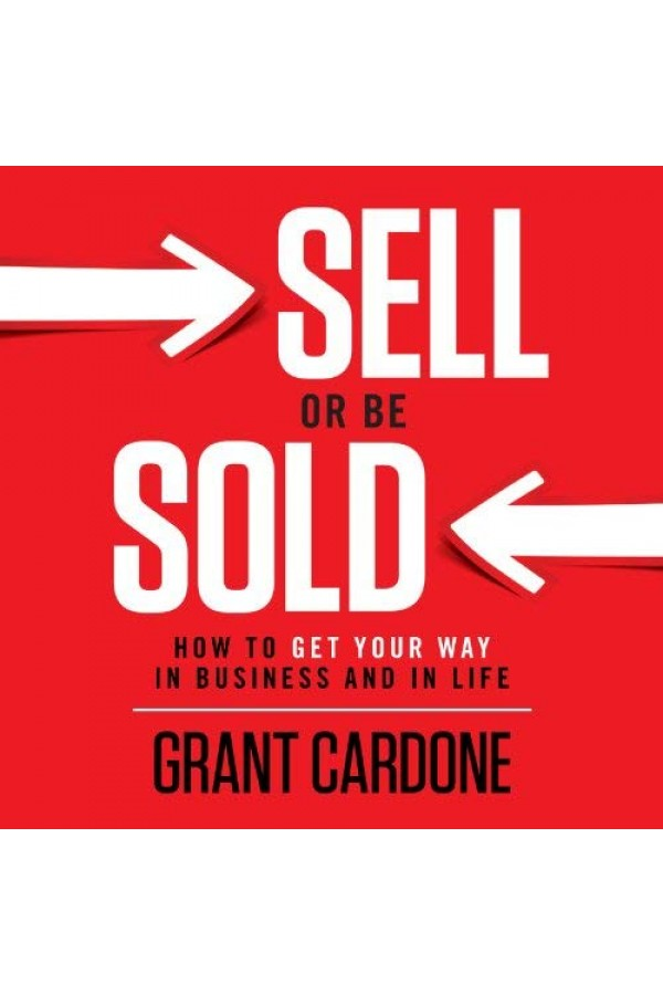 Sell or be Sold Audiobook