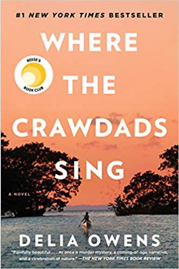 Where the Crawdads Sing Audiobook + Digital Book Included!