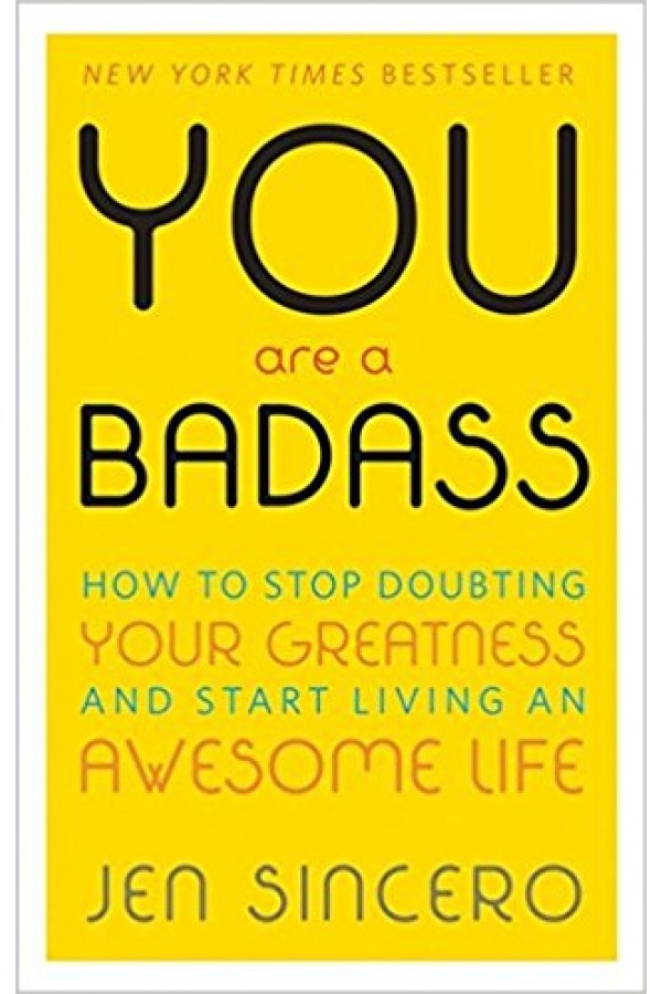 You Are a Badass Audiodownload - UNABRIDGED