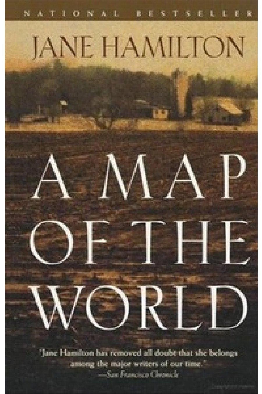 A Map Of The World Oprah S Book Club Study Guide By Jane Hamilton