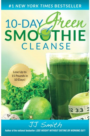 10-Day Green Smoothie Cleanse (Pdf & ePUB)