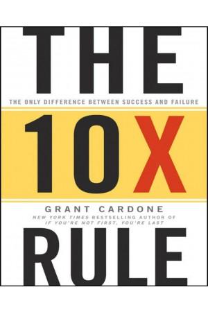 The 10X Rule (MP3) + (PDF)