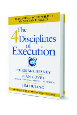 The 4 Disciplines of Execution (Audio Download Abridged).