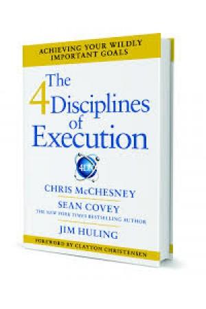 The 4 Disciplines of Execution (Audio Download Abridged).