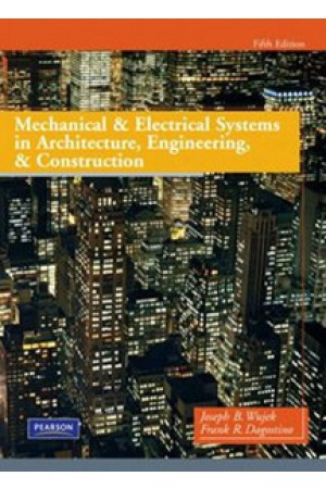 Mechanical and Electrical Systems in Architecture, Engineering and Construction 5th edition (eBook)