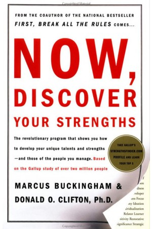 Now, Discover Your Strengths by Marcus Buckingham  AUDIO DOWNLOAD