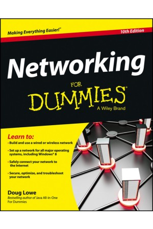 Networking For Dummies 10th Edition by Doug Lowe