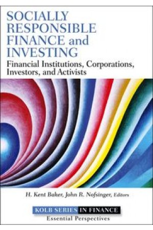 Socially Responsible Finance and Investing (eBook)