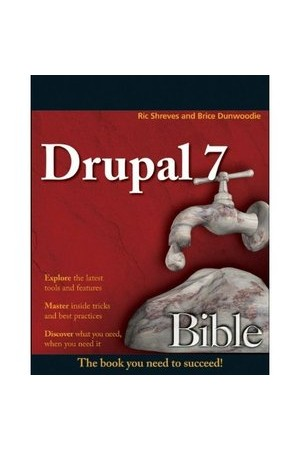 Drupal 7 Bible (eBook)