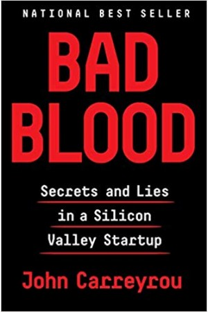 Bad Blood Audiobook + Digital Book Included!