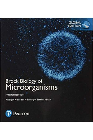 Brock Biology of Microorganisms,15th Global Edition