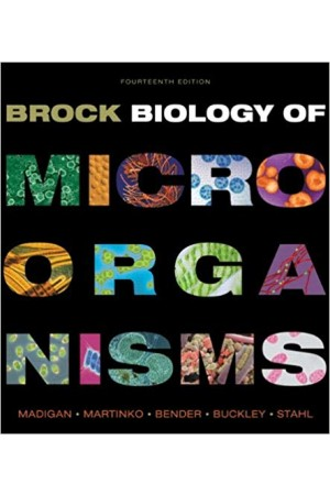 Brock Biology of Microorganisms 14th Pdf Edition