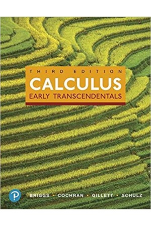Calculus: Early Transcendentals, 3rd edition Pdf Edition