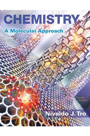 Chemistry: A Molecular Approach 4th Pdf Edition