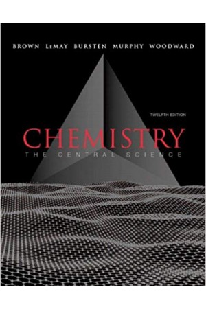 Chemistry The Central Science 12th Edition Pdf Format