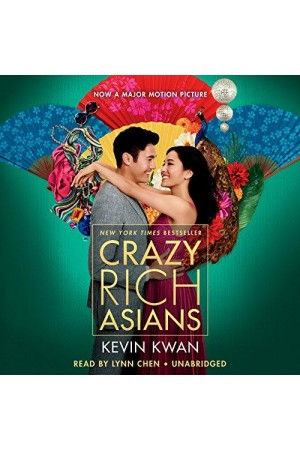 Crazy Rich Asians Audiobook + Digital Book Included!