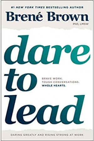 Dare to Lead Audiobook  + Digital Book Included