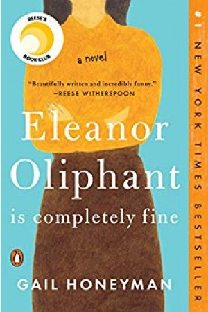 Eleanor Oliphant Is Completely Fine Audiobook + Digital Book Included
