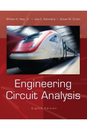 Engineering Circuit Analysis 8th edition (PDF)