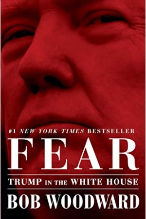 Fear Trump in the White House  Audiobook *Unabridged