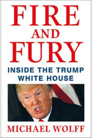 Fire and Fury Audiobook - Unabridged