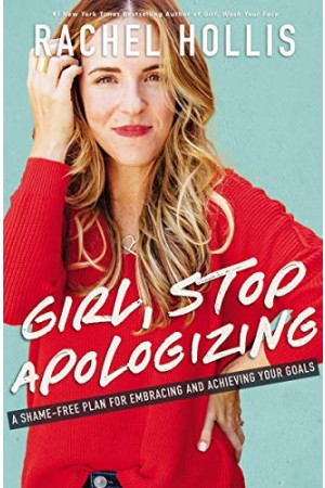 Girl, Stop Apologizing Audiobook + Digital Book Included!